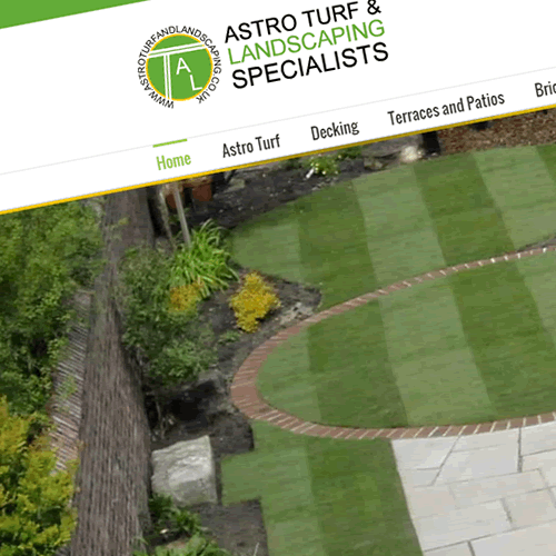 Astro Turf and Landscaping