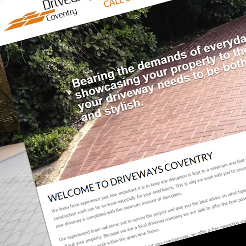 Driveways Coventry