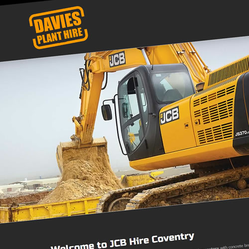 JCB Hire Coventry