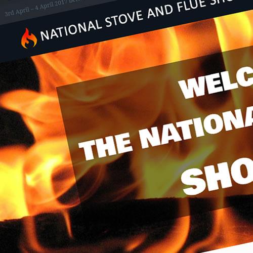 National Stove and Flue Show Portfolio