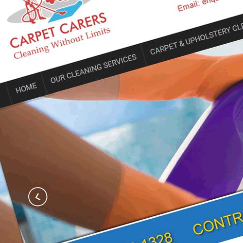 portfolio carpet carers